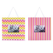<strong>Trend Lab</strong> Savannah Picture Frame (Set of 2)