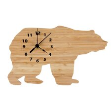 Northwoods Wall Clock