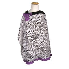 <strong>Trend Lab</strong> Grape Expectations Nursing Cover