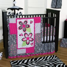 <strong>Trend Lab</strong> Zahara Crib Bedding collection
