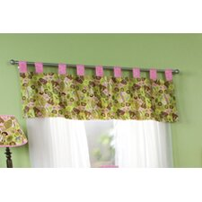 <strong>Trend Lab</strong> Nickelodeon Dora the Explorer Cotton Curtain Valance