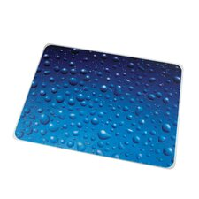 Colortex Polycarbonate Printed Drops Design General Purpose Mat