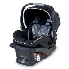 B-Safe Infant Car Seat in Black