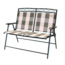 Elite Marrakesh 2 Seater Folding Bench