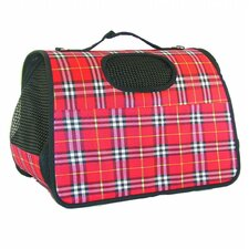 <strong>Creative Motion</strong> Carry Bag Case Pet Carrier