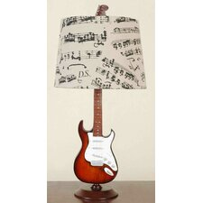 "24.5"" Guitar Desk Lamp"