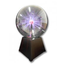"15"" Giant Plasma Ball Table Lamp"