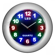 "12"" LED Wall Clock"