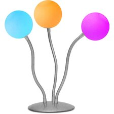 Three Ball Color Changing Table Lamp