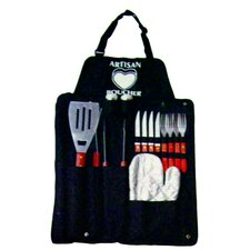 <strong>Creative Motion</strong> 15 Piece Barbecue Set