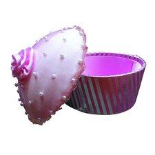 Cup Cake Trinket Box