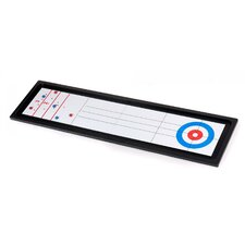 Shuffle-Board and Bowling 2 in 1 Game
