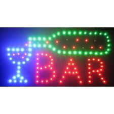 <strong>Creative Motion</strong> Bar LED Sign