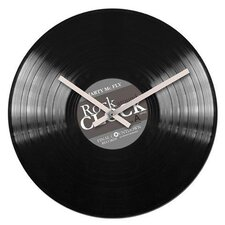 "11.8"" Retro Record Wall Clock"