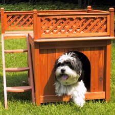 <strong>Merry Products</strong> Room with a View Dog House