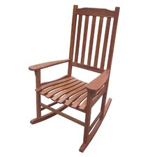Outdoor Traditional Rocking Chair