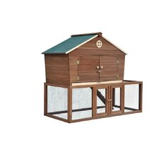Ranch House Chicken Coop