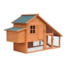Habitat Chicken Coop with Nesting Box