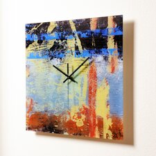 "15"" Toast Wall Clock"