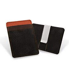 <strong>Wilouby</strong> Slim Card Case with Money Clip
