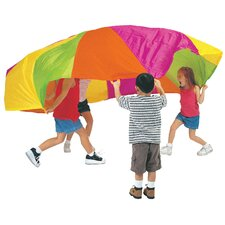 <strong>Pacific Play Tents</strong> Playchute 10' Parachute