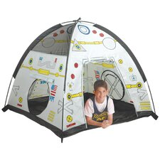 <strong>Pacific Play Tents</strong> Space Module Play Tent