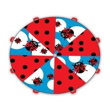 8' Ladybug Parachute
