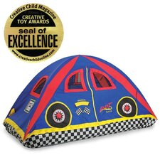 <strong>Pacific Play Tents</strong> Rad Racer Bed Tent