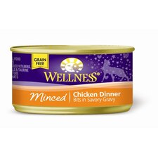 Minced Chicken Canned Cat Food (3-oz, case of 24)