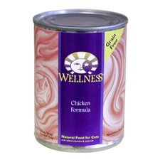 Chicken Formula Canned Cat Food