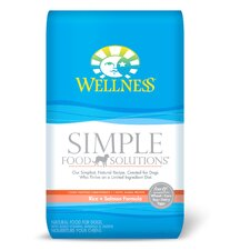 Simple Solutions Salmon and Potato Formula Dry Dog Food