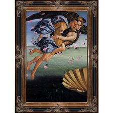 Botticelli Birth of Venus Hand Painted Oil on Canvas Wall Art