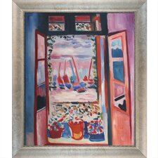 Open Window Collioure Matisse Framed Original Painting