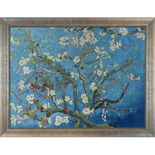 Branches of an Almond Tree in Blossom by Van Gogh Hand Painted Oil on Canvas