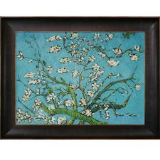 Van Gogh Branches of an Almond Tree in Blossom Canvas Art