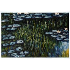 Monet Nympheas Canvas Art