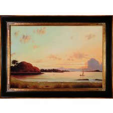 Heade Dawn Canvas Art