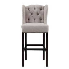 "Villa 30"" Bar Stool with Cushion"