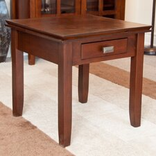 Artisan End Table