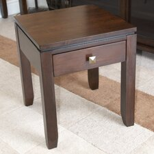 Cosmopolitan End Table