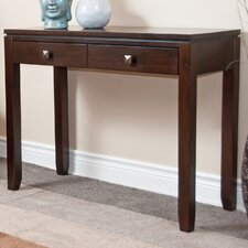 <strong>Simpli Home</strong> Cosmopolitan Console Sofa Table