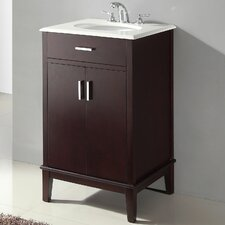"Urban Loft 25"" Single Bathroom Vanity Set"