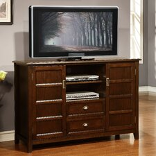 "<strong>Simpli Home</strong> Burlington 54"" TV Stand"