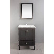 "Chelsea 24"" Single Bathroom Vanity Set"