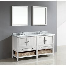 "Highbridge 60"" Bathroom Vanity Set"