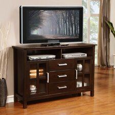 "<strong>Simpli Home</strong> Kitchener 53"" TV Stand"