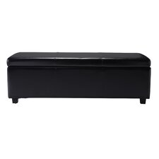 Avalon Large Rectangular Storage Ottoman