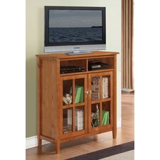 Warm Shaker Storage and Entertainment Cabinet