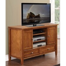 "Warm Shaker 47"" TV Stand"