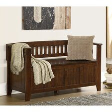 Acadian Entryway Storage Bench